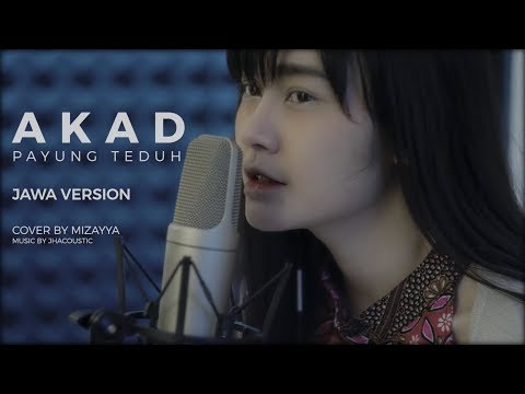 AKAD Payung Teduh Cover Versi JAWA by MIZAYYA - Jawaban Lagu AKAD - Payung Teduh cover by Alif Rizky