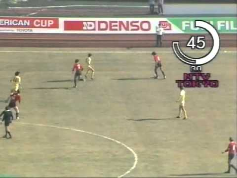 Intercontinental Cup 1984: Liverpool x Independiente