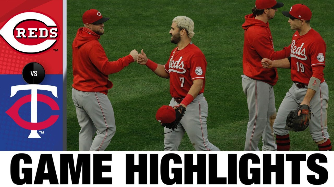 Suárez, Barnhart lift the Reds to a 5-3 win in extras | Reds-Twins Game Highlights 9/27/20