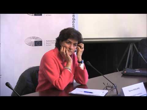 Réglementation financière internationale : qui décide ? avec Sylvie Goulard Députée européenne