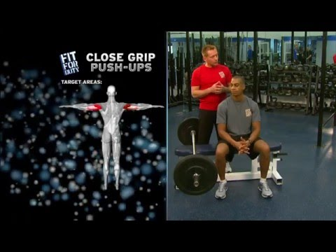 Military Fitness - General Strength Training (1)