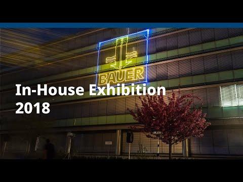 BAUER Maschinen Group – In-House Exhibition 2018