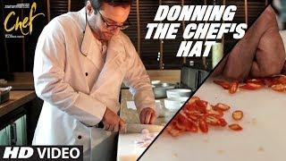 Making of the Chef |  Saif Ali Khan | Raja Krishna Menon