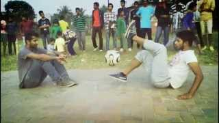 Bangladesh Freestyle Football Part 1 with Kamalio