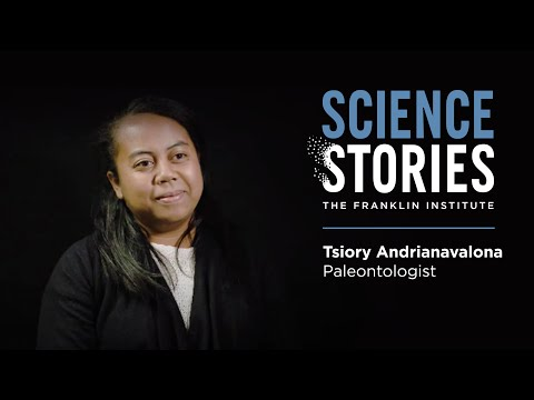 Science Stories: Tsiory Andrianavalona Finds a Shark Tooth