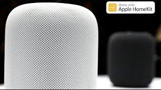 HomePod - умный дом Apple HomeKit или очередная распаковка или мини обзор