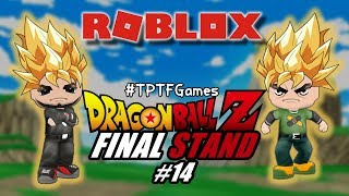 Roblox - Dragon Ball Z - Final Stand - #14 - Conseguimos o Kaioken X20