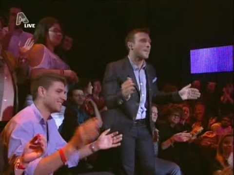 Greek Idol 2010 - Live Show 1 - Giannis Ploutarxos (Part 4)