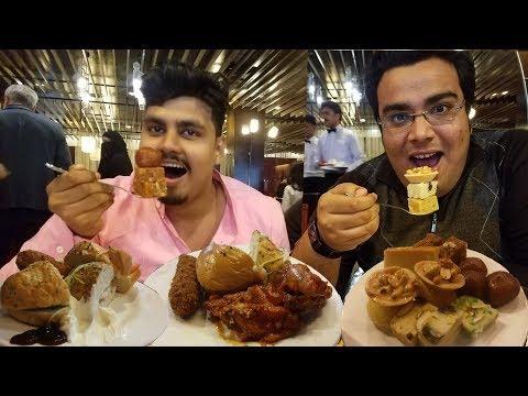 RAMADA PLAZA Hi-Tea Buffet | Karachi Foods Reviews | Karachi Famous Hotel