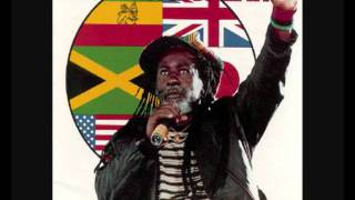 Burning Spear   It's Not A Crime