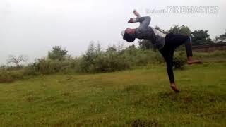 Hip hop dance video Nagpuri song S D H Gang