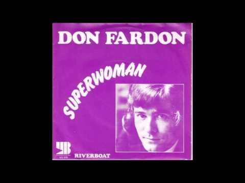 Don Fardon – Superwoman