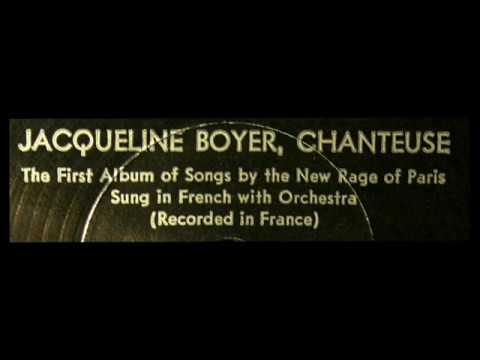 Jacqueline Boyer, 1961: Seigneur o seigneur  Capitol T 10313