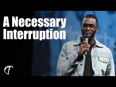 "Robert Madu ""A Necessary Interruption"""