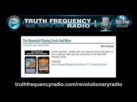 TFR - Revolutionary Radio with Doc Marquis talking about the Illuminati