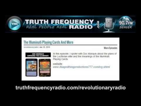 TFR - Revolutionary Radio with Doc Marquis talking about the Illuminati