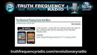 19 TFR - Revolutionary Radio with Doc Marquis talking about the Illuminati