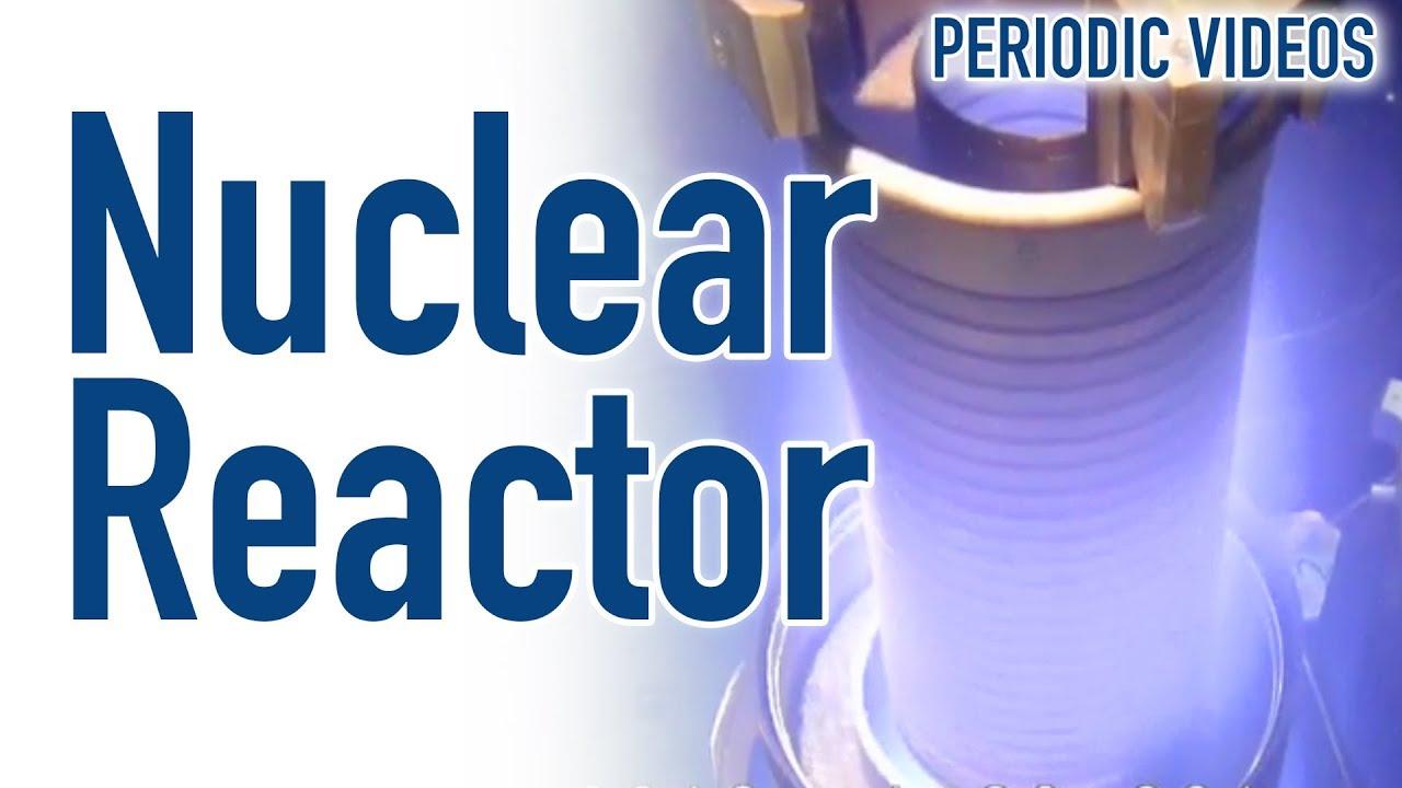 Inside a Nuclear Reactor