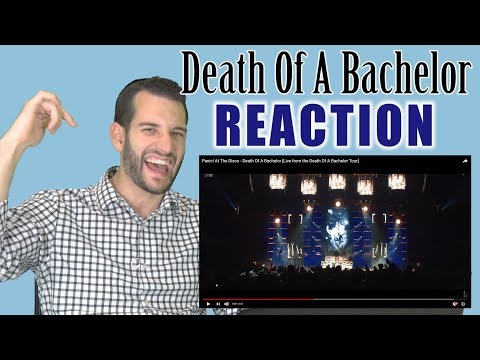 SINGING TEACHER reacts to DEATH OF A BACHELOR