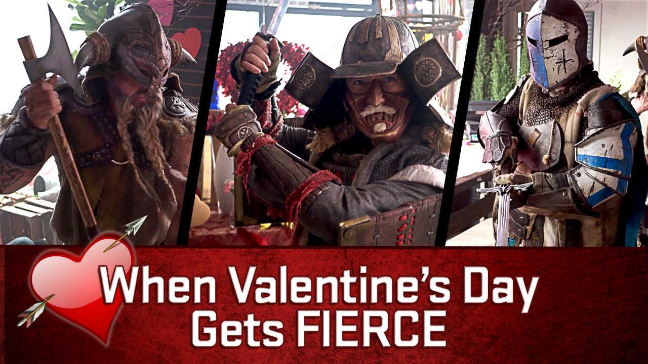 Morten Forland | For Honor: When Valentine's Day Gets Fierce