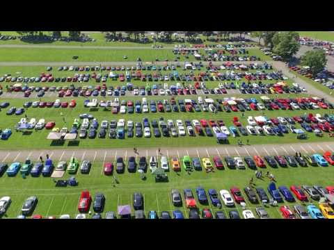 American Muscle Mustang Show - 8/13/16
