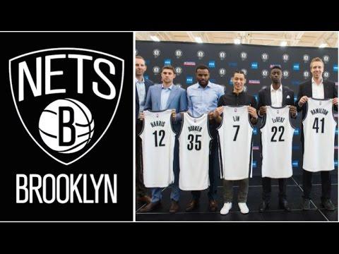 Brooklyn Nets SEASON PREVIEW/PREDICTION!