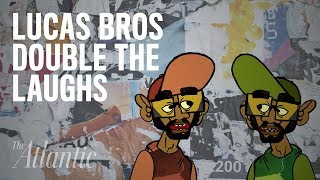 The Lucas Brothers: Comedy is Therapy
