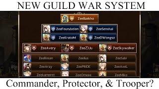 Seven Knights - NEW GVG (Guild War) System