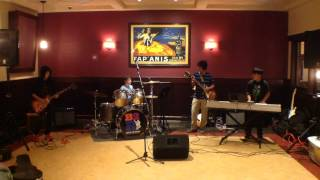 Free Bird at Cafe Deluxe RIO 11-12-14