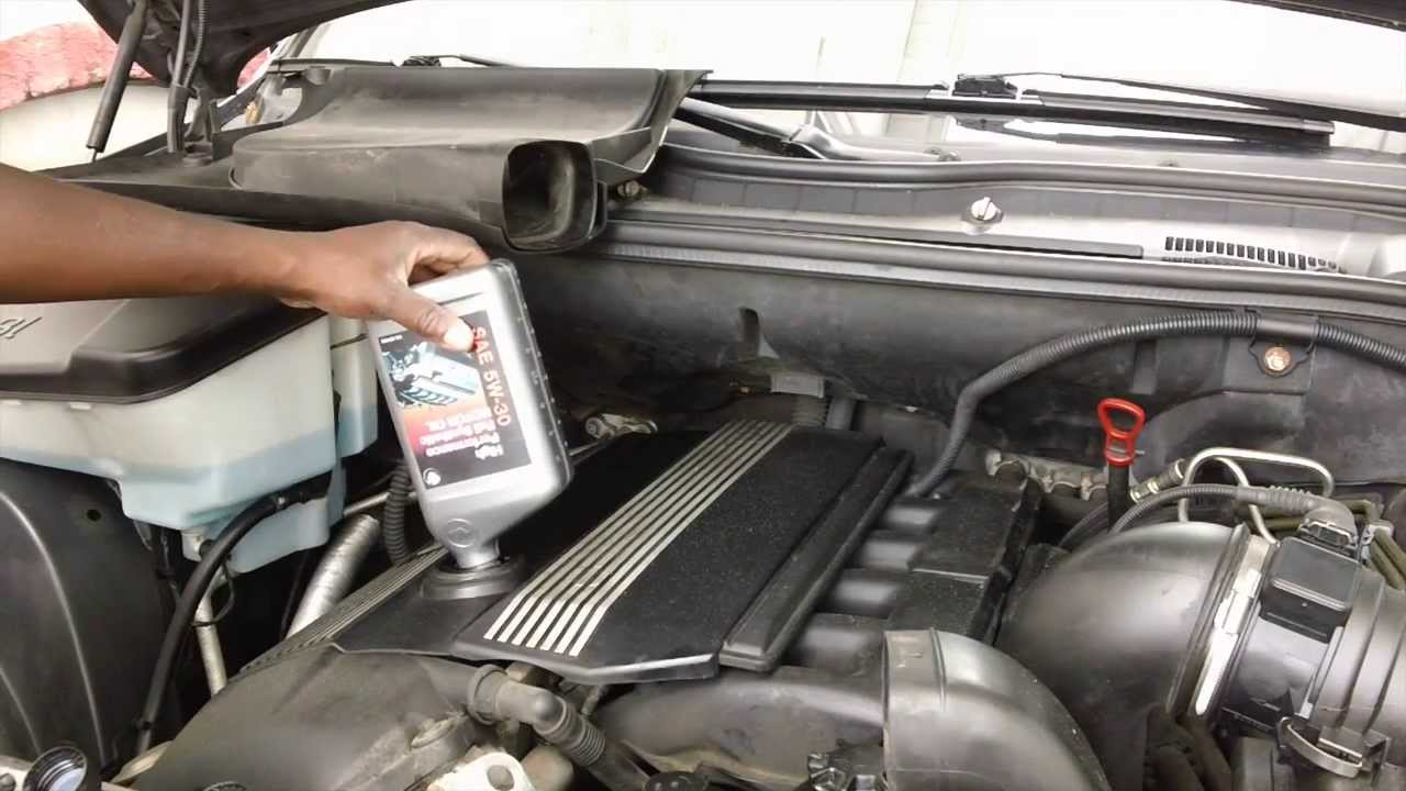 Oil for bmw x5 best bmw model for Bmw x5 motor oil