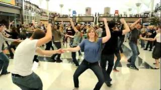 Denver Airport Holiday Flash Mob thumbnail