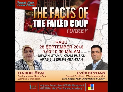 The Facts Of The Failed Coup Turkey