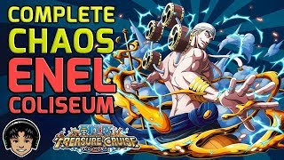 Video Walkthrough for Complete Enel Chaos Difficulty Coliseum! [One Piece Treasure Cruise] download MP3, 3GP, MP4, WEBM, AVI, FLV Agustus 2018