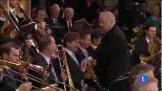 Marcha Radetzky - Concierto año nuevo 2014 - Radetzky March - Johann Strauss.
