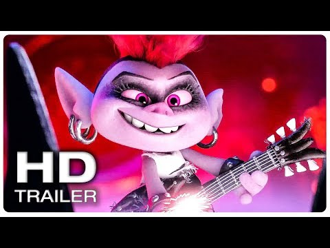 TROLLS 2 WORLD TOUR Trailer #1 Official (NEW 2020) Animated Movie HD