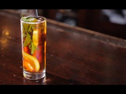 How to Make a Pimm's Cup Cocktail - Liquor.com