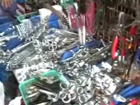 The Tool Shop Street Market Manila 20 7 03