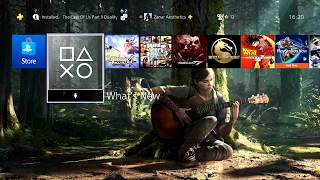 The Last Of Us 2 - Dynamic PS4 Theme 2020 & How To Download