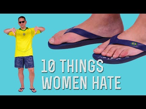 10 Things Men Wear Women Hate - Gentleman's Gazette