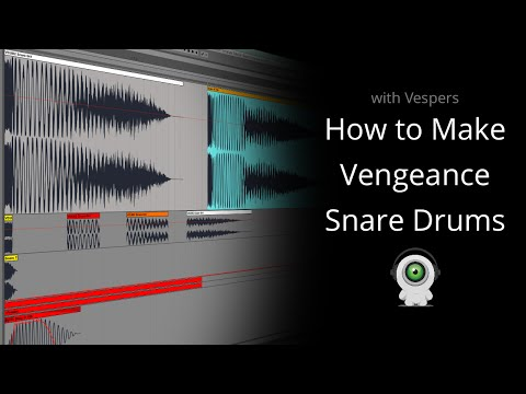 How to Make Vengeance Snare Drums