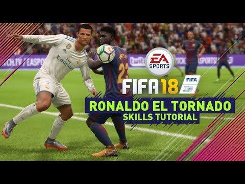 FIFA 18 NEW SKILLS TUTORIAL | EL TORNADO!