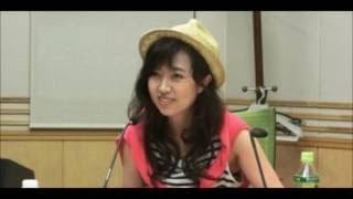 水樹奈々さんが、林原めぐみさんのラジオで、ライブパークのお話で大い...