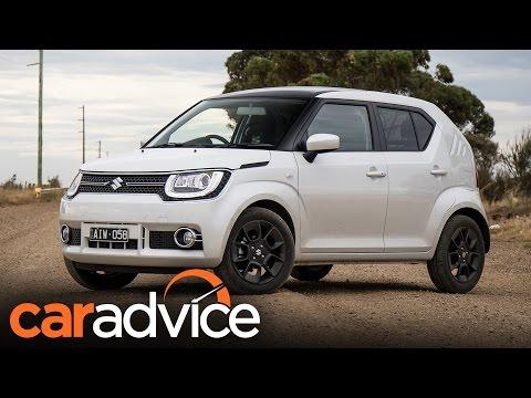 2017 Suzuki Ignis review | CarAdvice