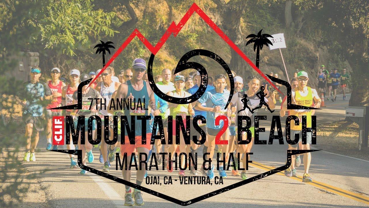 Mountains 2 Beach Marathon 2017