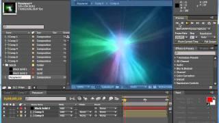 Работа с окнами программы Adobe After Effects CS5. Часть 1 (3/49)