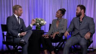 PITCH Interview: Kylie Bunbury and Mark-Paul Gosselaar