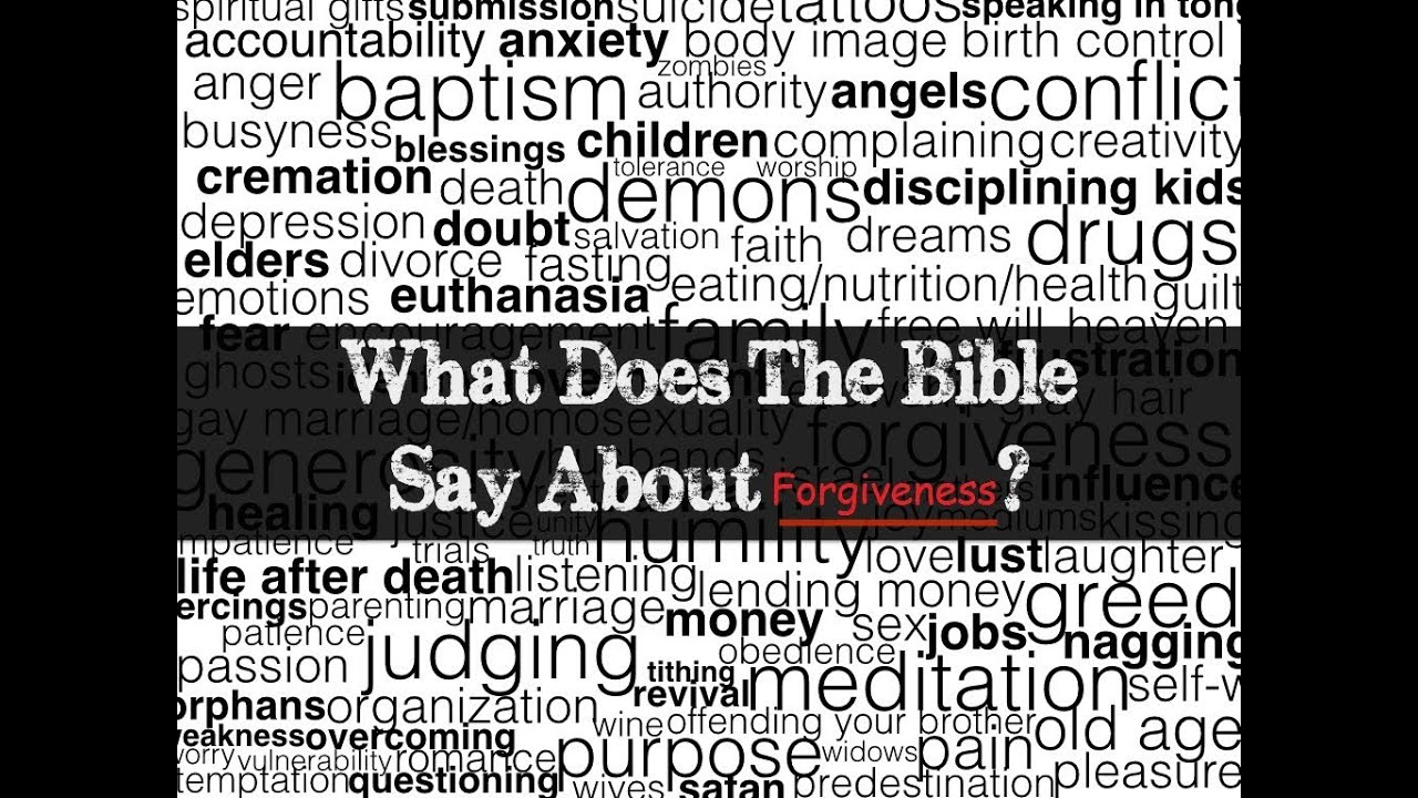 What does the bible really say about sex-8255