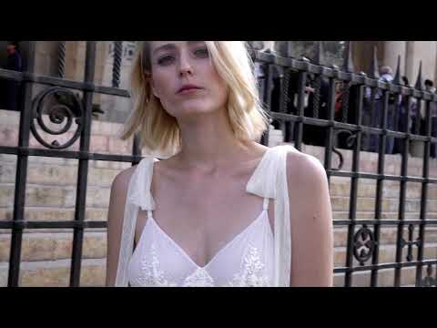 CATRINE Bridal Gown - Fairytale Collection 2018 - Limor Ben Yosef