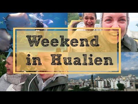 SPONTANEOUS TRIP TO HUALIEN   花蓮市   台灣 TAIWAN VLOG
