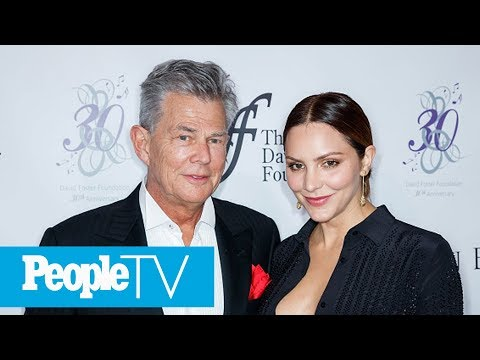 Katharine McPhee's Dad Dies Just Weeks After Her Engagement | PeopleTV